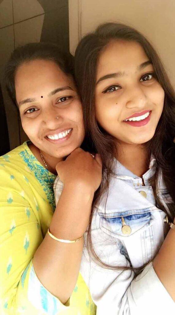 Pranavi Manukonda Mother