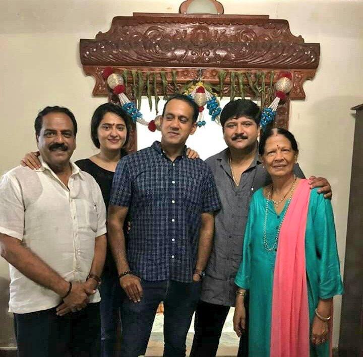 Anushka Family