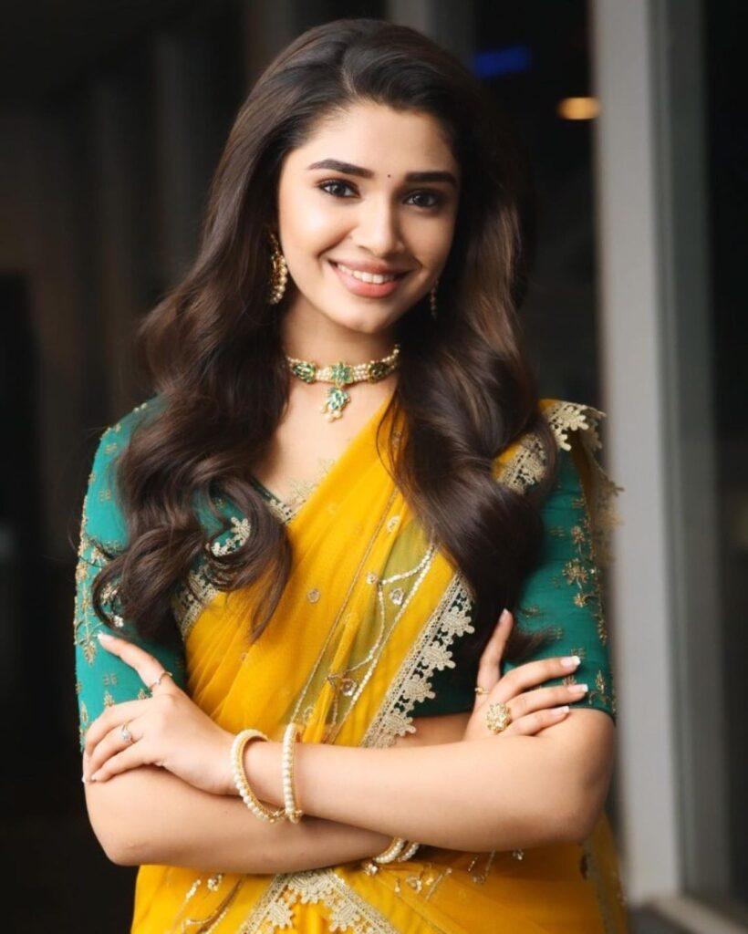 Krithi Shetty 1