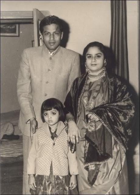 Shah Rukh Parents
