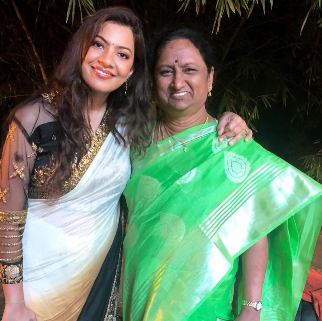 Geetha mother