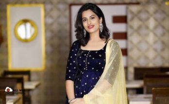 TV9 Anchor Pratyusha Penmetsa