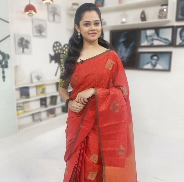 Anitha Sampath Age