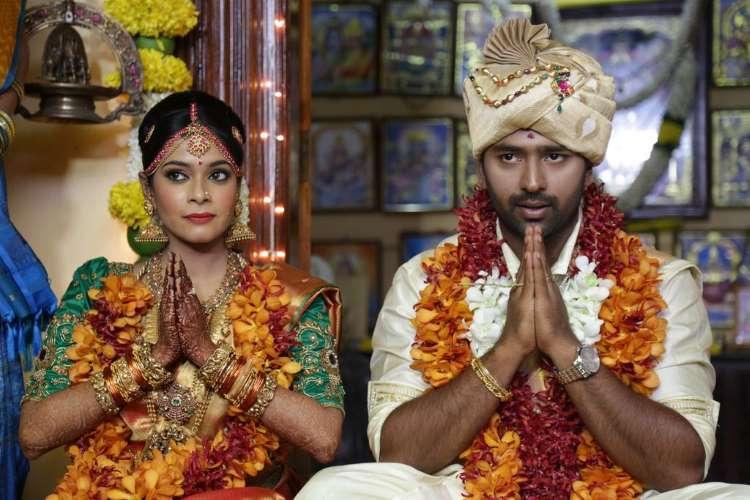 Keerthi Shanthanu (Kiki Vijay) Marriage Photos