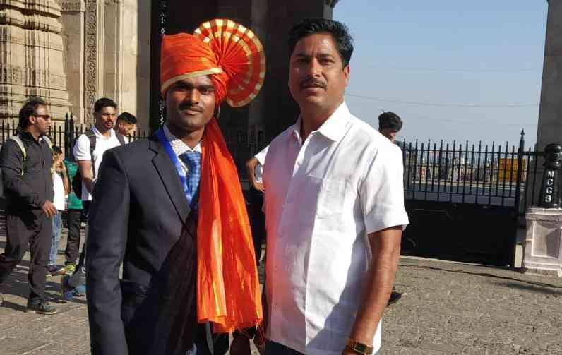 Pravin Jadhav coach Vikas Bhujbal