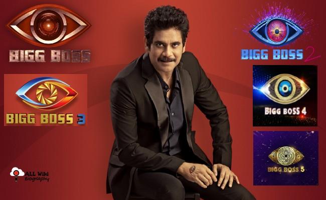 Bigg Boss Telugu Contestants