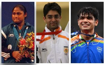 Indian Olympic winners list