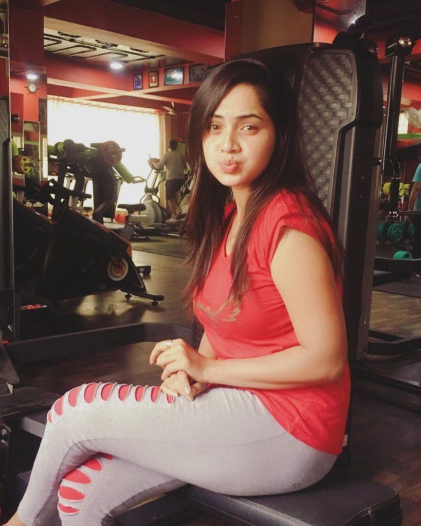 Shobha Shetty Gym photos