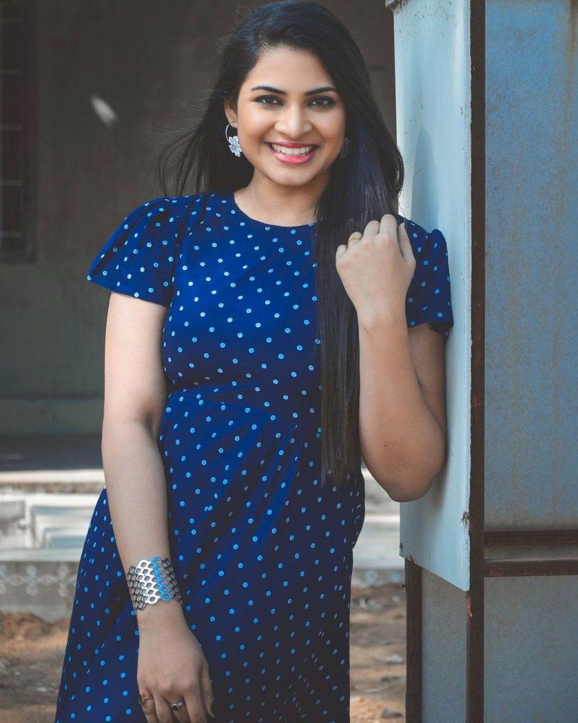Actress Meghana Kumar