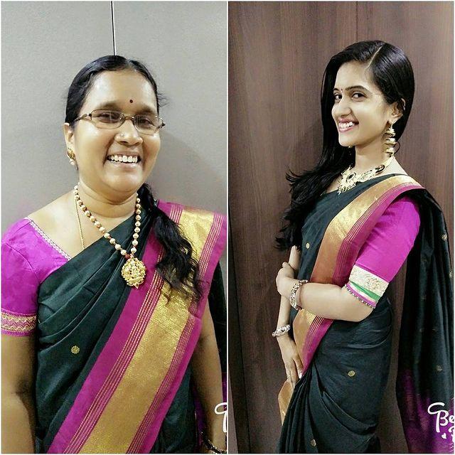 Sravanthi Prashanth mother