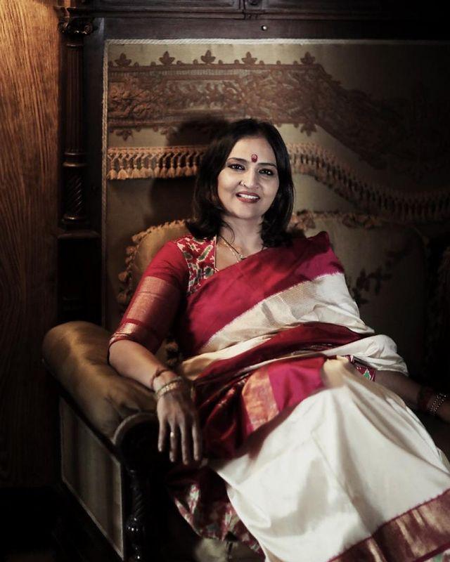 Sreeleela mother
