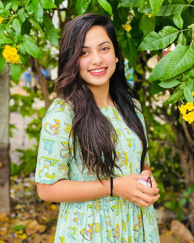 Actress Madhumitha H