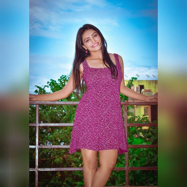 Actress Sonali