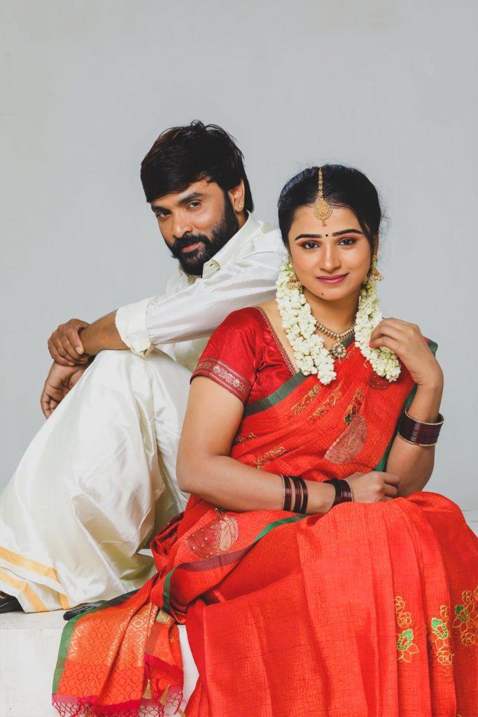 Snehan and Kannika Ravi pre wedding Image 2