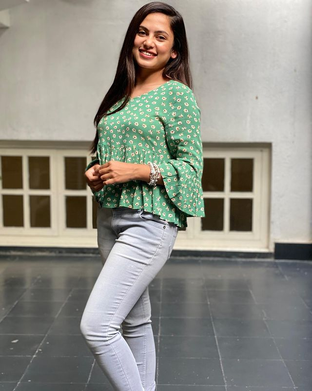 TV actress Madhumitha